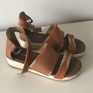 Kelsi Dagger Shoes - Kelsi Dagger Degraw Sandal